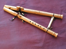 flûte amérindienne