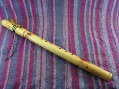 Flûte amérindienne Do grave