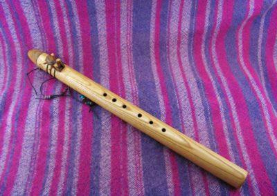 flute native amérindienne