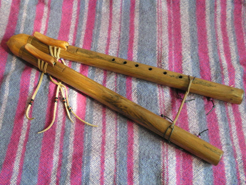 flûte amerindienne
